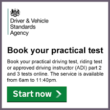 book your driving test